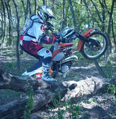 AWD stump jump Oct 2012